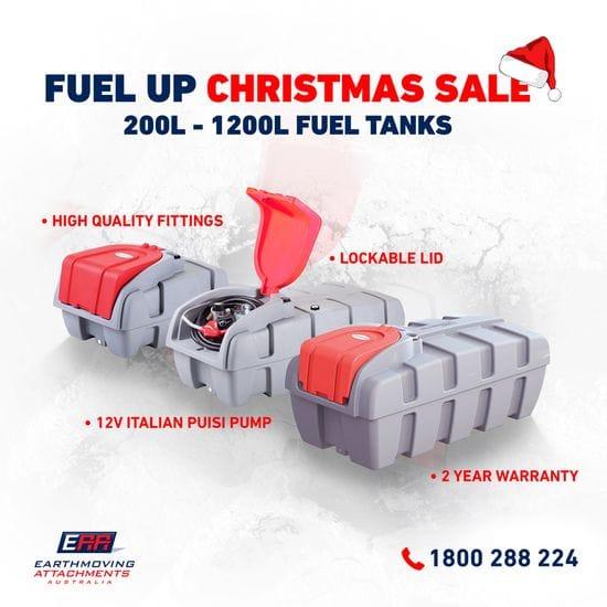 Fuel Up Christmas Sale