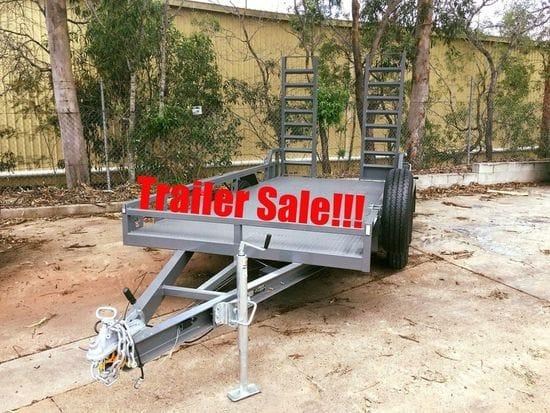 SALE - FWR 3.5T Plant Trailer