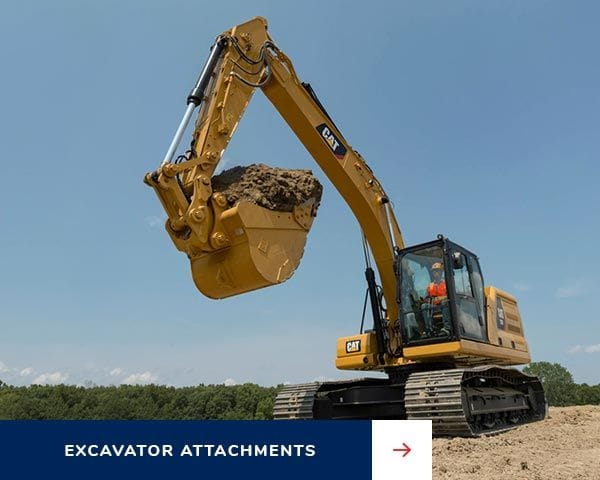 Earth Moving Equipment - Excavator Attachments