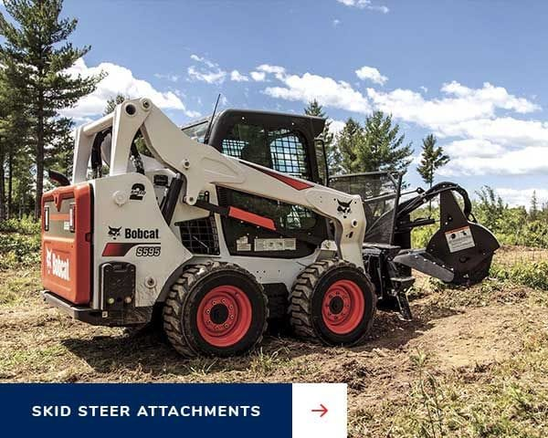 Earth Moving Equipment - Skid steer Attachments