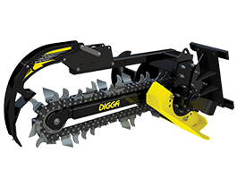 Earth Moving Equipment - Trenchers