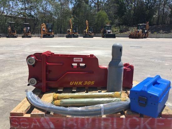 UHK40S Hydraulic Rock Breaker Hammer