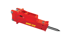 UHK10S Hydraulic Rock Breaker Hammer