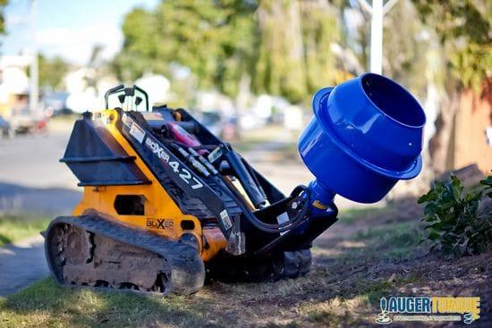 180L Cement Mixer Bowl