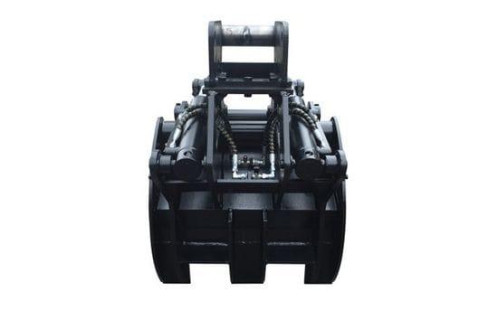 Hydraulic 5 Tyne Grab - 0 - 2T