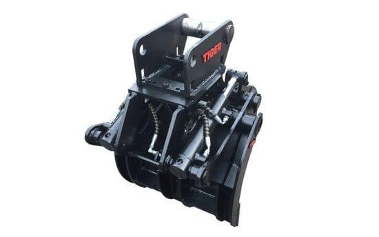 Hydraulic 5 Tyne Grab - 2 - 3T