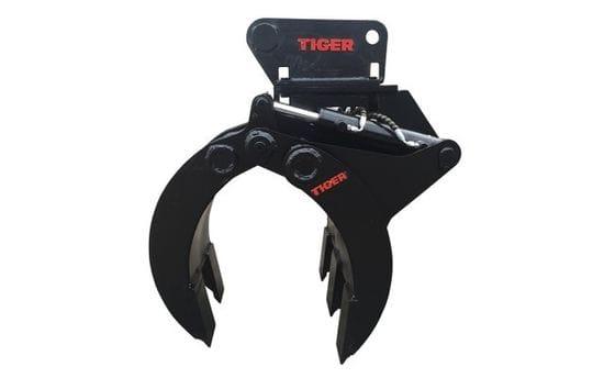 Hydraulic 5 Tyne Grab - 3 - 4T