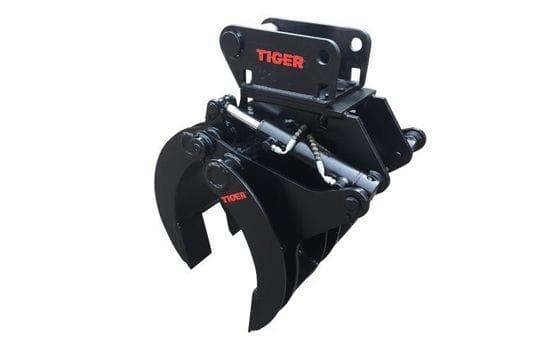 Hydraulic 5 Tyne Grab - 15 - 17T
