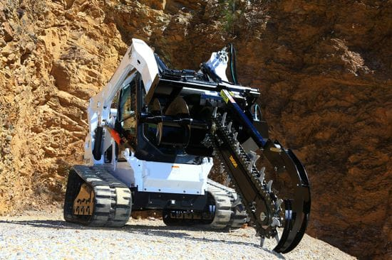 Bigfoot 900 Trencher - 900mm Dig
