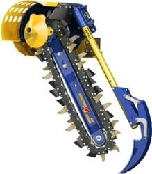 MT900 Trencher - 900mm Dig