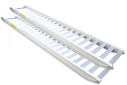 3T Aluminium Loading Ramps