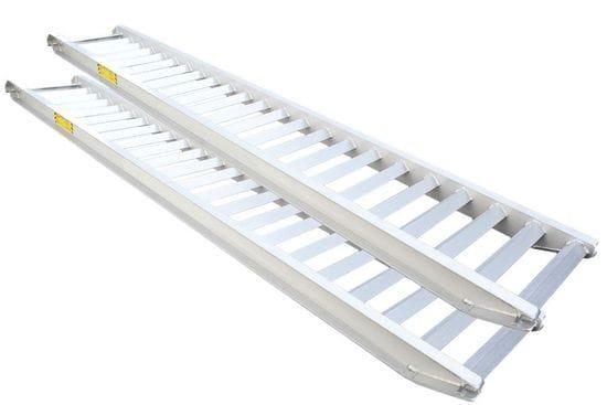 9T Aluminium Loading Ramps