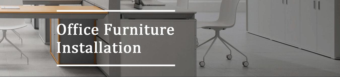 Office Furniture Installation | High Energy Transport Inc.