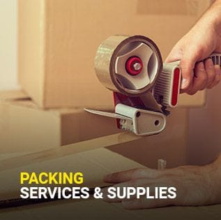 Excellent packing & unpacking services with unmatched pricing for moving supplies