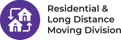 Residential & Long Distance Moving Division | High Energy Transport Inc.