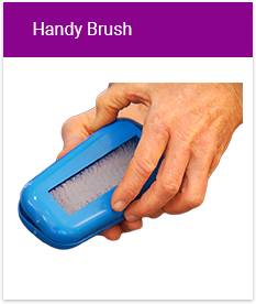 Groova Products - The Handy Brush
