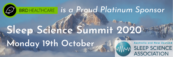 Bird Healthcare is proud to be Platinum Sponsor of the Sleep Science Summit 2020