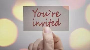 Special event design