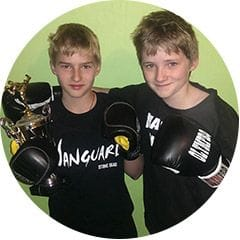 Mandurah Muay Thai offers training for kids ages 5 and up