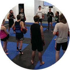Mandurah Muay Thai offers adult training to help your physical and mental fitness