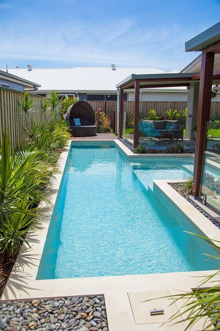 Award winning pool builders dynamic pool designs for 50000 pool design