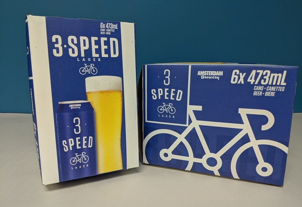 Beer Case Packaging | 6 Pack Packaging | Graphics Production Group