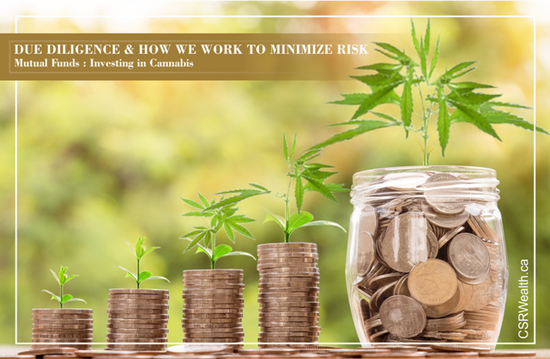 Mutual Funds : Investing in Cannabis