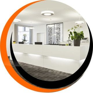 Infinity Projex can provide your business with a new office fitout