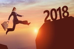 Get the jump on your competitors in 2018