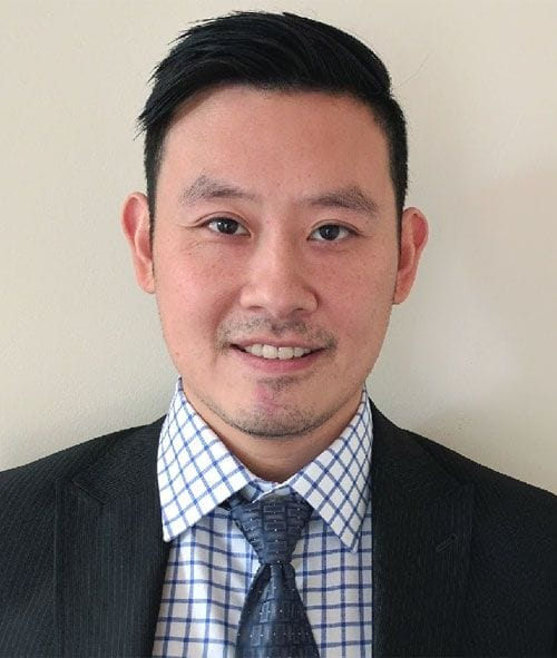 Mr Benjamin Keong, consulting surgeon at Maroondah Specialist Group