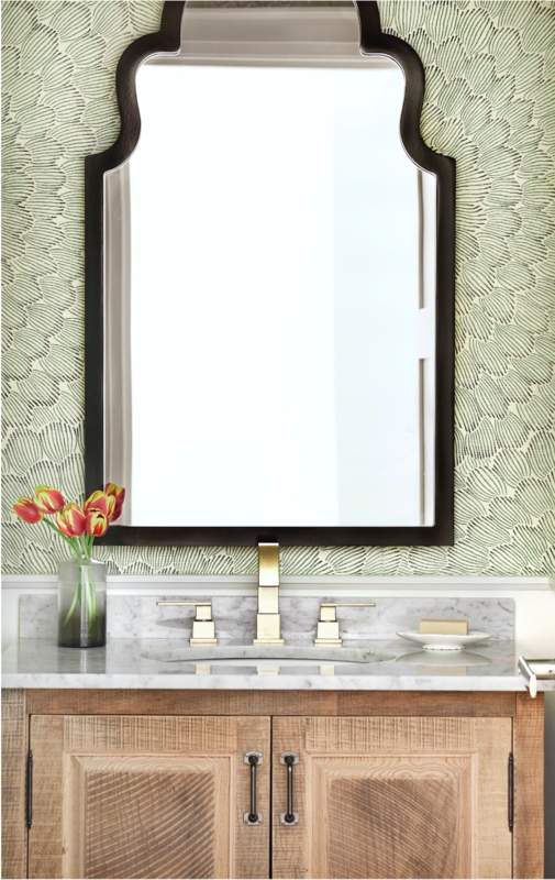 Rebecca Hay Designs | Behind the Design : Powder Room