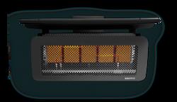 Bromic Tungsten Gas Heaters