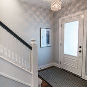 Interior Details - Hillsdale Avenue
