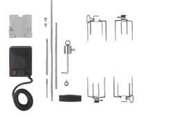 Napoleon Heavy Duty Rotisserie Kit for Medium Grills