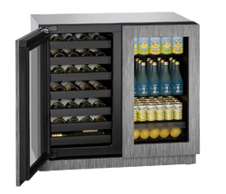 "Beverage Center 36"" Integrated 115v"