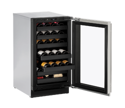 "Wine Captain 18""  Reversible Hinge Stainless 115v"