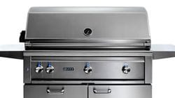 """42"""" Freestanding Grill - 1 Trident  w/ Rotisserie NG"""