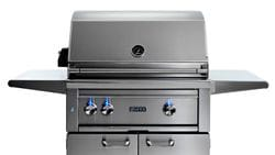"""30"""" Freestanding Grill -  1 Trident  w/ Rotisserie NG"""