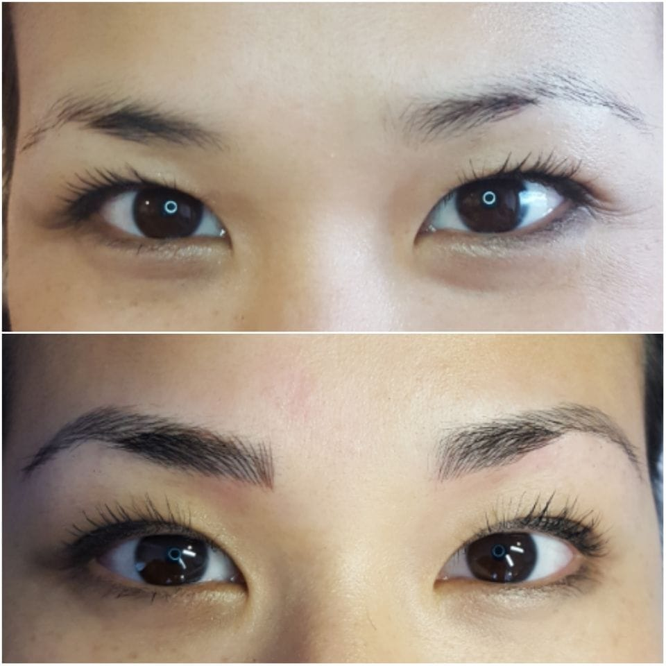 Microblading Before & Afters