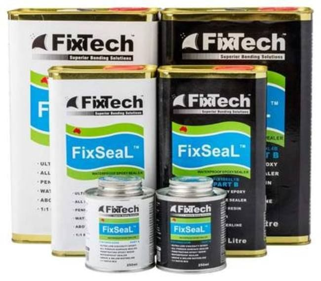 Fixseal 1060 - Epoxy Primer & Sealer 2L Kit
