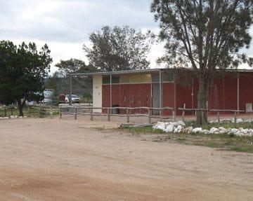 Mundrabilla Caravan park
