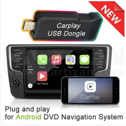 Car Play Adapter for Android DVD