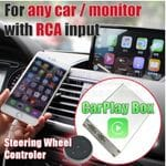 Aftermarket Apple Carplay Box