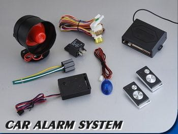 BASIC CAR ALARM