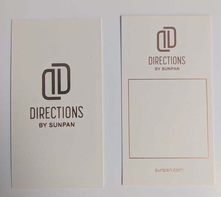 Foil Stamping | Gold Foil Stamping | Shea Graphics