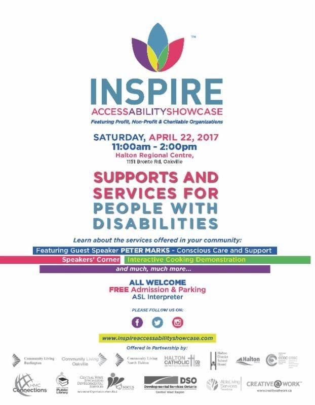 Inspire Accessability Showcase