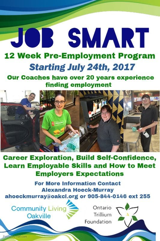 12 WEEK PRE-EMPLOYMENT PROGRAM