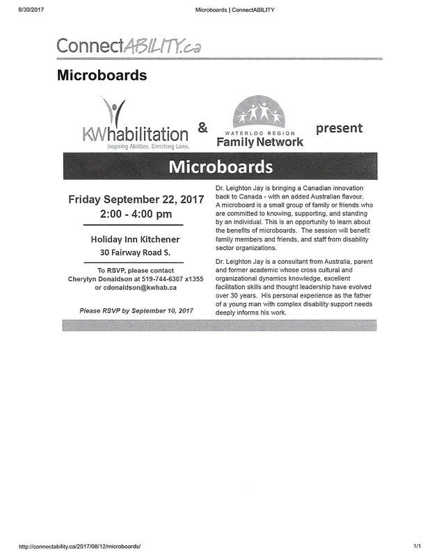 MICROBOARDS.....