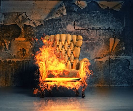 IMPORTANT BULLETIN! Furniture to meet Fire Code Compliance