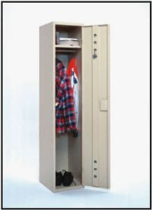 C0R A643-01 Single Locker